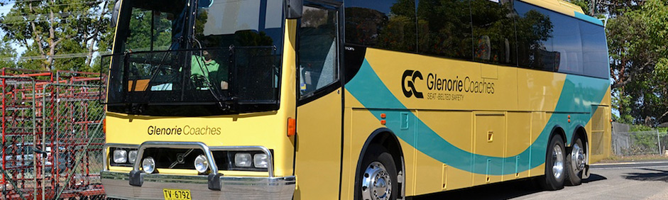 Glenorie Coaches Sydney - Travel with a company you can trust.